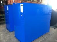 500 Gallon Multi-compartment lube tanks