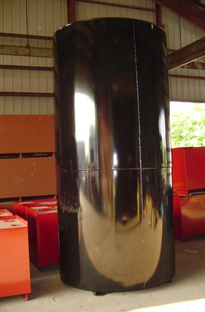 Vertical Horizontal Tank