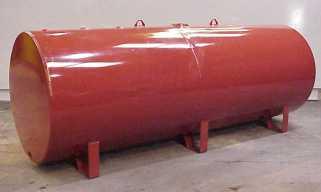1k Gallon Round DW tank