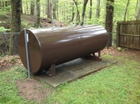 1000 Gallon Residential Fuel Tank